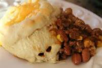 Southwestern - Mexican Biscuit Bake