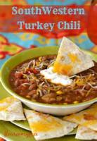 Southwestern - Turkey Chili