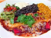 Southwestern - Enchiladas -  Venison Enchiladas