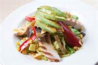 Southwestern - Salad -  Salad With Orange-chipotle Dressing
