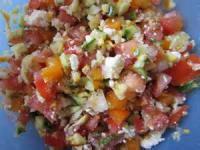 Southwestern - Salad -  Tex-mex Tuna Salad
