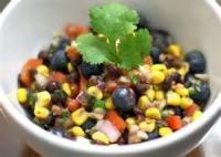 Southwestern - Salsa -  Spicy Black Bean Salsa