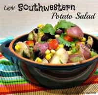 Southwestern - Salad -  Mexican Fiesta Salad