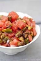 Southwestern - Watermelon Salsa