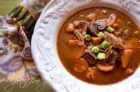 Stews - Buffalo Stew