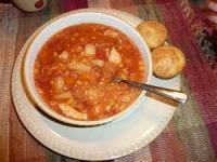 Stews - Chicken -  Brunswick Stew