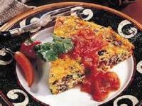 Southwestern - Easy Chili Cheese Pie