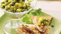 Southwestern - Quesadillas -  Chicken Quesadillas By Jar