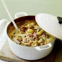 Stews - Creamy Chicken Stew With Tarragon