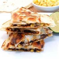 Southwestern - Quesadillas -  Corn And Black Bean Quesadillas