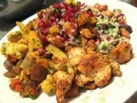 Southwestern - Fajitas -  Chicken Fajitas