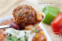 Southwestern - Soup -  Mexican Meatball Soup