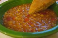Southwestern - Creamy Salsa Soup