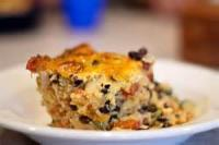 Southwestern - Rice -  Baked Mexican Rice
