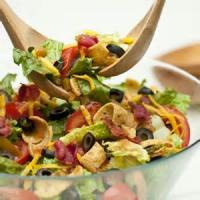 Southwestern - Salad -  Quick Picante Salad Toss