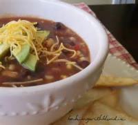 Southwestern - Taco Soup