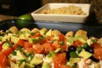 Southwestern - Enchiladas -  Tomatillo Enchiladas