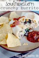 Southwestern - Vegetable -  Chili Potato Burritos