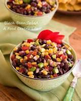 Southwestern - Salad -  Roasted Corn, Black Bean And Mango Salad