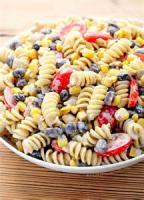 Southwestern - Salad -  Tex-mex Pasta Salad