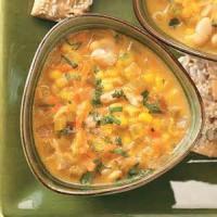 Southwestern - Soup -  Fiesta Chowder