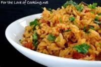 Southwestern - Spanish Rice