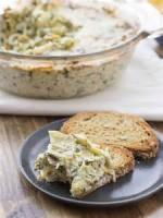 Vegetables - Artichoke -  Artichoke Dip By Joy