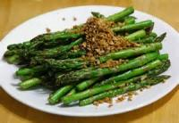 Vegetables - Asparagus -  Asparagus With Almonds