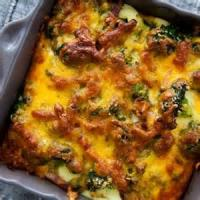 Vegetables - Broccoli Cheese Casserole
