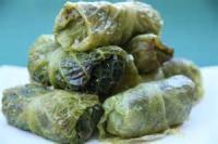 Vegetables - Buckwheat Stuffed Cabbage Rolls