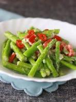 Vegetables - Thai Shrimp With Asparagus