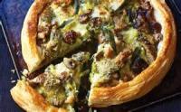 Vegetables - Artichoke -  Artichoke Tarts