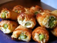 Vegetables - Asparagus -  Asparagus Appetizer Roll-ups