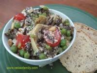 Vegetables - Artichoke Wild Rice Salad