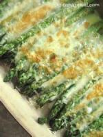 Vegetables - Asparagus Au Gratin