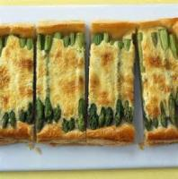 Vegetables - Asparagus Tart