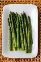 Vegetables - Asparagus With Brown Butter Sauce