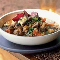 Stews - Lamb And Barley Stew