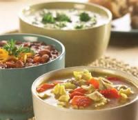 Vegetables - Broccoli -  Creamy Clam And Broccoli Chowder