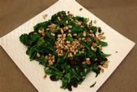 Vegetables - Broccoli Rabe -  Broccoli Rabe With Garlic And Pine Nuts