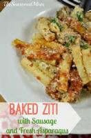 Vegetables - Ziti And Asparagus