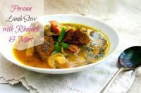 Stews - Persian Lamb And Vegetable Stew