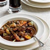 Stews - Venison -  Venison Stew