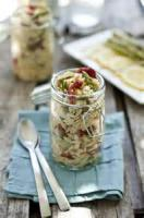 Vegetables - Artichoke -  Pasta Salad With Artichokes And Sun-dried Tomatoes