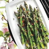 Vegetables - Asparagus With Orange Butter