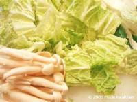 Vegetables - Kimchi