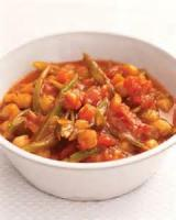 Stews - Vegetarian -  Chickpea And Onion Stew