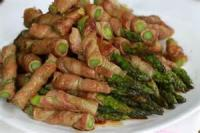 Vegetables - Asparagus Rollups