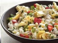 Vegetables - Artichoke Rice Salad