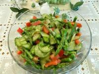 Vegetables - Asparagus Salad